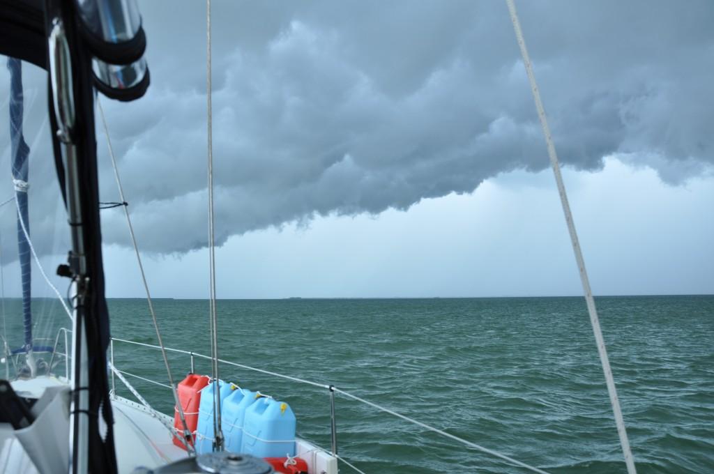 Storm's a-brewin'