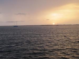Rodriguez Key Sunset